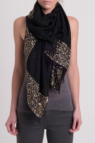 Sparkle,scarf,sequin scarf, cashmere, sequins, wedding,wedding scarf, sparkle, party, glamorous event