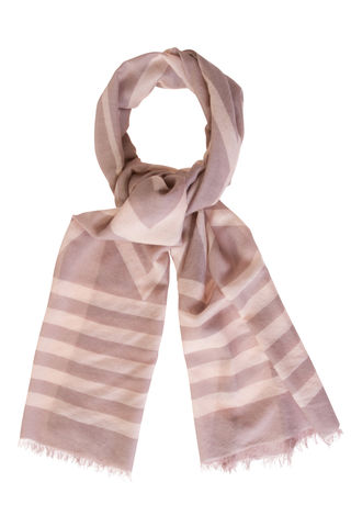 Fami,Bronze,monoprint, fami, scarf, cashmere silk, scarves, monoprint, two colours, graphic