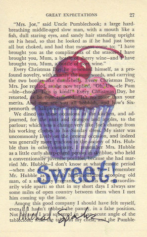 A,Small,Sweet,with,Great,Expectations!,Art,Print,Mixed_Media,watercolor,antique_book_page,illustration,Birthday,teen_gift,cupcake_art,food_art,kitchen_art,Valentine,Valentine_Day,Cupcake,Friendship,Cupcake_Art_Print,antique poetry page,watercolor print