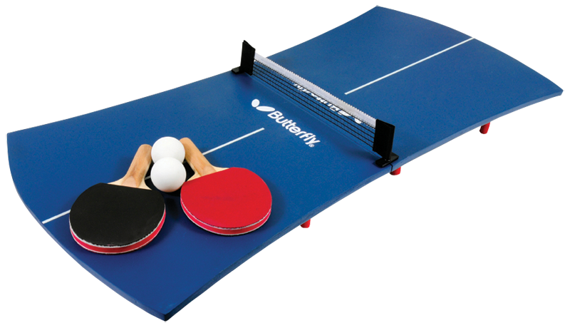 Butterfly Slimline Mini Table Tennis Table - Bounce Shop