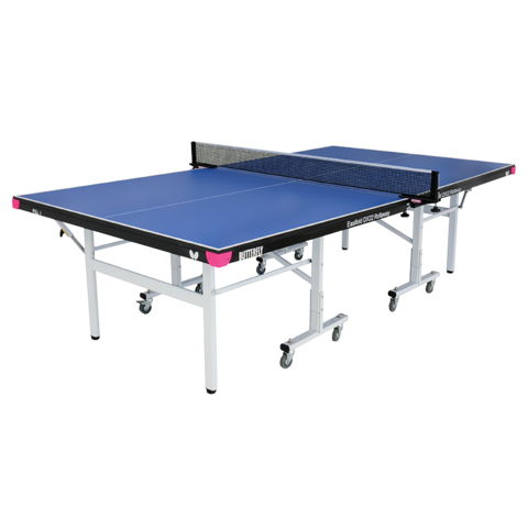 Butterfly,Deluxe,22,Rollaway,Table,Tennis,(Blue,or,Green)