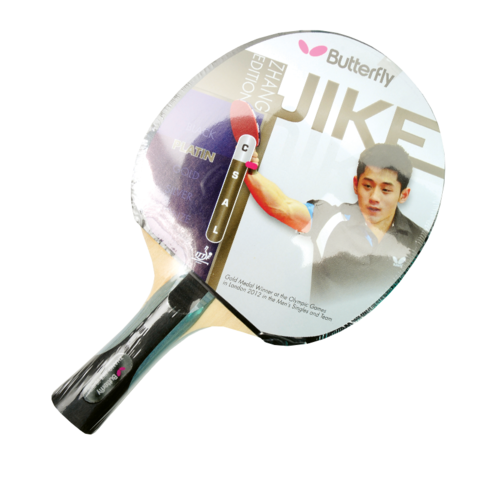 Butterfly,Zhang,Jike,Platinum,Table,Tennis,Bat