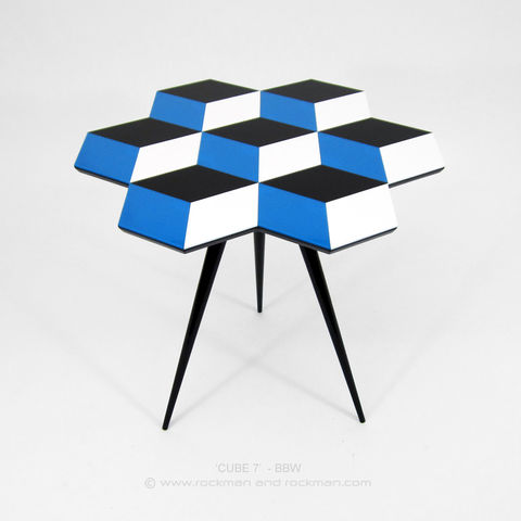 'CUBE,7',BBW,-,Side,Table