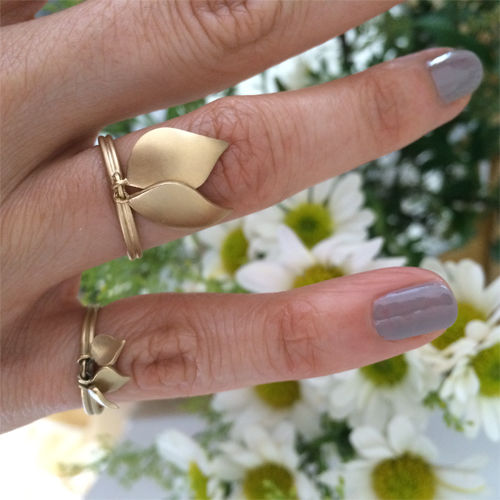 Mini Petal Ring - product images  of