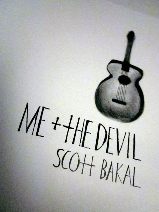 Me + The Devil Book - product image