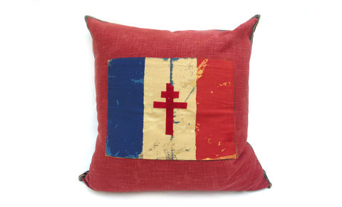 French,Flag,G,Cushion,Cover,24