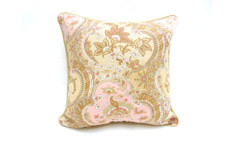 Pickfair,Paisley,Cushion,Cover,18