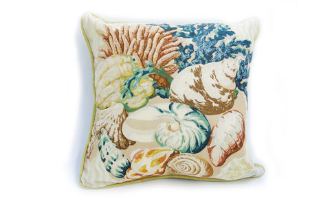 Shells,Cushion,Cover,18