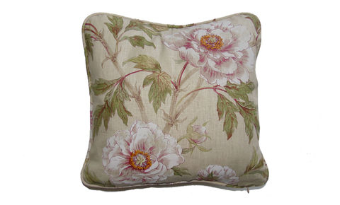 Tree,Peony,Cushion,Cover,18
