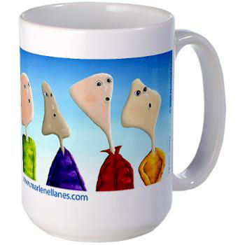Mug from www.cafepress.com/marlenellanes - product images