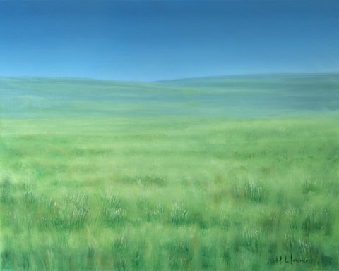 Peaceful,Prairie,(original),$300,reduced,to,$290!, hillside, texas, peaceful, sky, prairie, landscape, nature