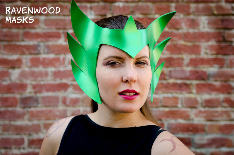 Allure - leather headdress - product images  of