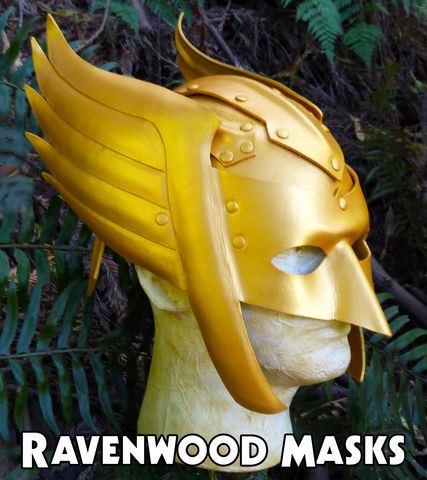 Hawk,-,superhero,cosplay,leather,helmet,Hawkman, superhero, Halloween, valkyrie, costume, cosplay, masquerade ball, magic, fashion, masquerade