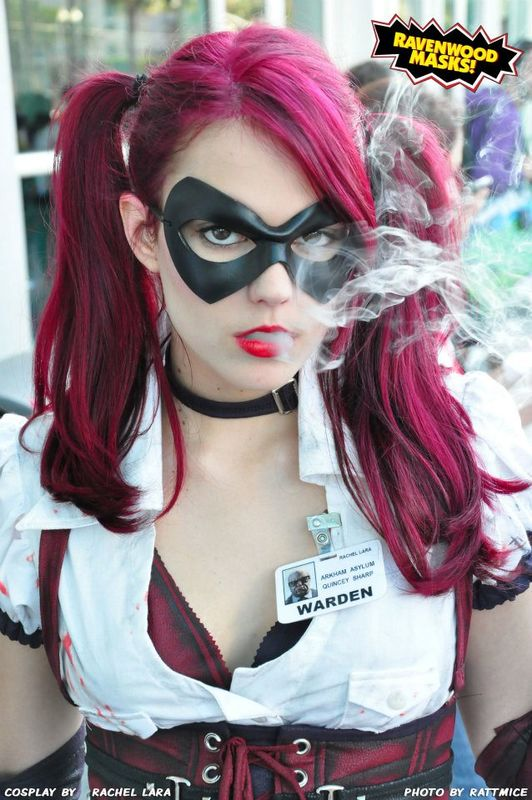 Dc thickness red hair 2 finale - 3 part 9