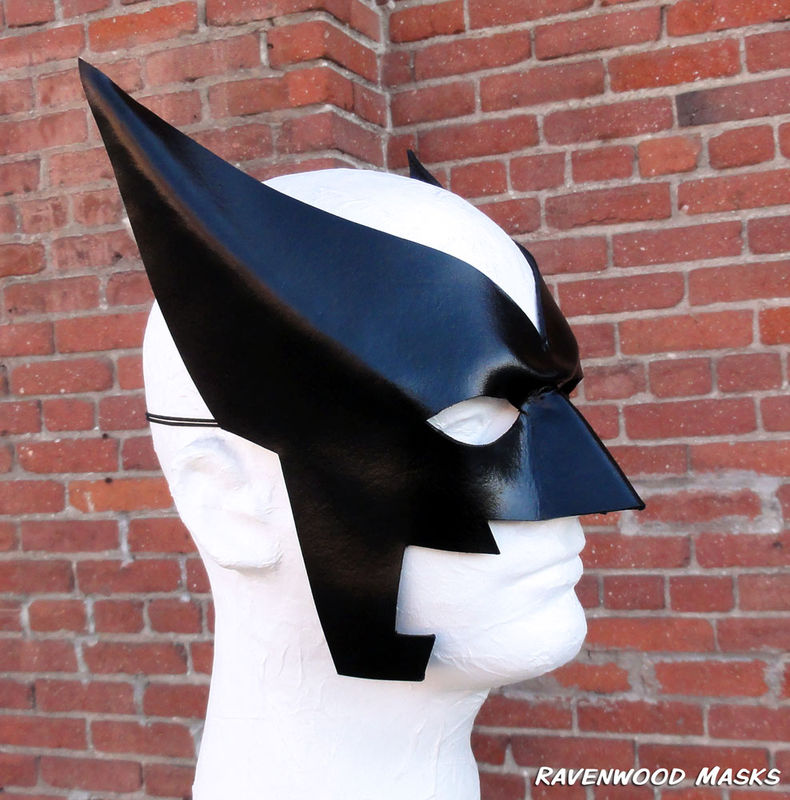 Dart - leather mask - product images  of