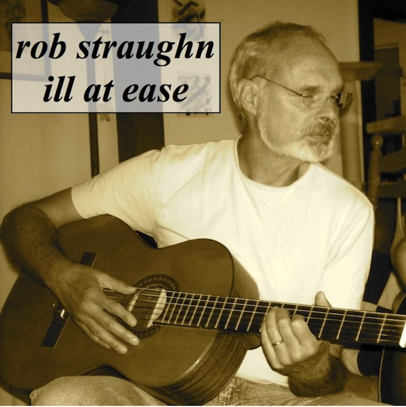 Rob Straughn: Ill At Ease EP - product images