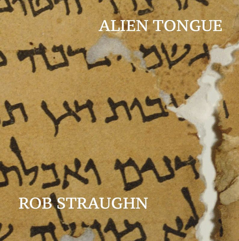 Rob Straughn: Alien Tongue CD - product images