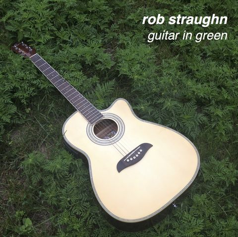 Rob,Straughn:,Guitar,In,Green,CD