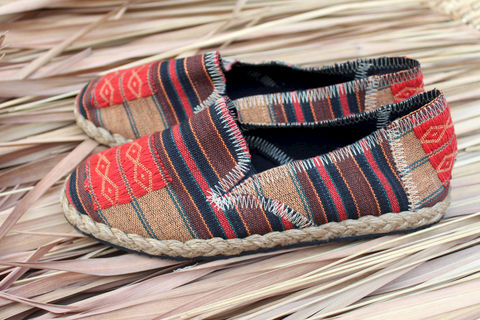 Morgan,Tribal,Womens,Vegan,Loafer,In,Ethnic,Naga,Textiles,Clothing,Shoes,Women,Loafers,ethnic_shoes,casual_shoes,womens_shoes,womens_flats,embroidered_shoes,Bohemian,tribal_shoes,vegan_shoes,espadrille,fair_trade_shoes,10,rubber sole,vegan,rope trim,Naga embroidered cotton