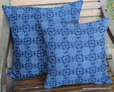 20,,Ethnic,Hmong,Indigo,Batik,Throw,Pillow,Cushion,Cover,blue and white cotton pillow,indigo batik Pillow,indigo batik Cushion,Hmong_Pillow,Hmong_Cushion,Pillow_Cover,Cushion_Cover,Ethnic_Pillow,Throw pillow,boho Home_Decor,batik_cushion,indigo batik