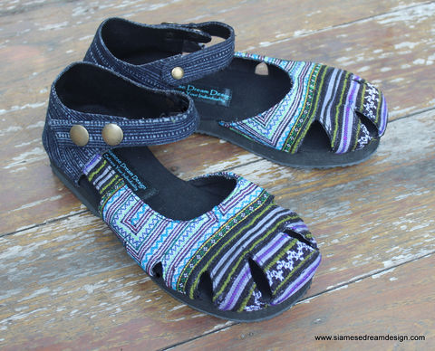 Dahlia,Ethnic,Hmong,Embroidered,Indigo,Mary,Jane,Womens,Shoe,Clothing,Shoes,blue Womens Embroidered shoes, blue espadrilles, Hmong shoes, vegan womens Espadrilles, womens Flat shoes, vegan Mary_Jane,Vegan_Shoes,Colorful_Shoes,shoe,clothing,festival,ethnic_shoes,5_6_7_8_9,Natural Cotton,Tribal Embroidery,Bati