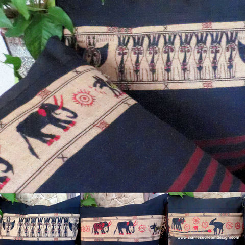 30,Tribal,Naga,XXL,Embroidered,Floor,Pillow,/,Cushion,Covers,tribal floor Pillow,Embroidered large Cushion,Tribal floor cushion large ,Ethnic_Pillow,red and black Floor_Cushion,Naga handwoven textiles,warriors,African decor ,red,black,cotton,embroidery