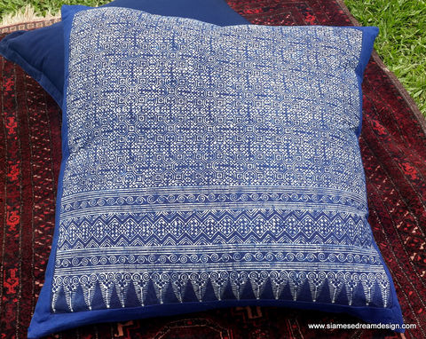 30,Floor,Pillow,Hmong,Indigo,Batik,Housewares,boho Pillow,Embroidered,Cushion,Hmong_Pillow,Hmong_Cushion,Pillow_Cover,Cushion_Cover,Ethnic_Pillow,Floor_Pillow,Floor_Cushion,Large_Pillow,Bohemian_decor,decorative_pillows,embroidered,cotton,embroidery,indigo batik,applique