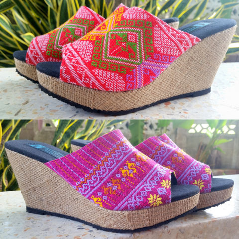 Sophie,-,Womens,Boho,Wedge,Heel,Vegan,Shoe,boho_Womens_shoes,womens_Embroidered_Shoes,Womens_ethnic_shoes, vegan wedge_heel shoes, vegan womens_sandals,slip_on_shoes,vegan_shoes, womens_shoes