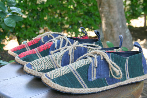 Matt,-,Mens,Oxford,Shoes,In,Colorful,Tribal,Naga,Textiles,mens shoes, vegan mens shoes, ethnic shoes, mens tribal shoes, handmade mens oxfords, cruelty free fashion, eco friendly shoes, fair trade, mens fashion,mens Tribal shoes