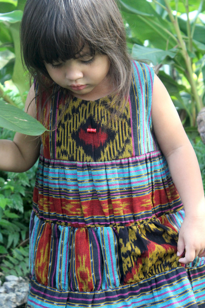 ethical, eco friendly children's boho clothing and shoes