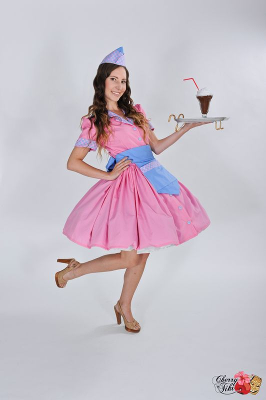 Retro Soda Shop Waitress - product images  of