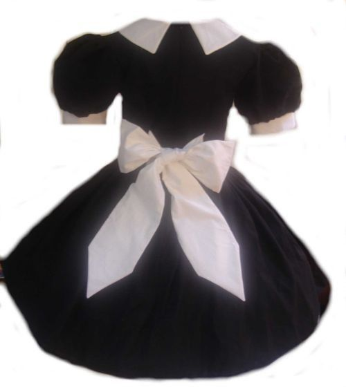 Cute Lenore Goth Loli Dolly Dress - product images  of