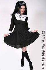 Gothic Lolita Cosplay Chii Dress - product images  of