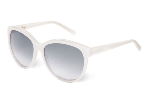 Round,Cateye,Frame,Sunglasses,Heidi London, Round Cateye Frame Sunglasses