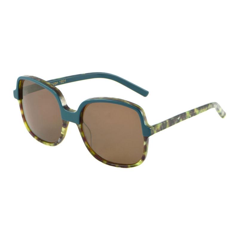 24-7 Square Frame Sunglasses - New - Heidi London