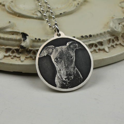 Personalised,Pet,Pendant,Small,Gift for dog lover, animal lover gift, pet pendant, pet memorial jewellery