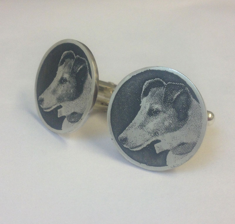 Personalised Pet Cufflinks - product images  of