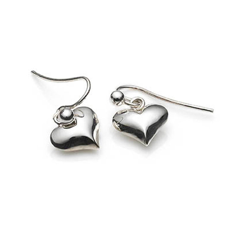 Heart earrings by KristinM - product images