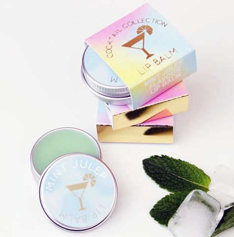 Mint,Julep,Cocktail,Lip,Balm