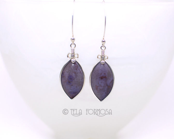 purple in nobb earrings il jade leaf this vintage listing drop dangle like item gingko
