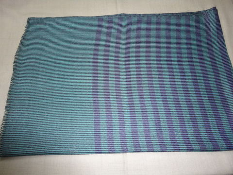 Unisex,Lighweight,Soft,Fine,Wool,Striped,Blue,Scarf/Stoles,stole, striped stole, blue scarf, fine wool stole