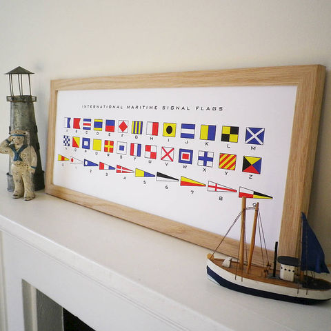 Maritime,Signal,Flags,Alphabet,Print,Art,Giclee,Nautical,Sailing,Sailor,Signal_Flags,Sea,Seaside,Primary_Colours,Graphic,Yacht