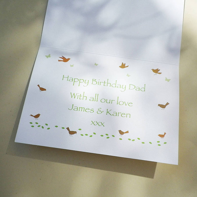 Topiary Dad Gift Card - product images  of