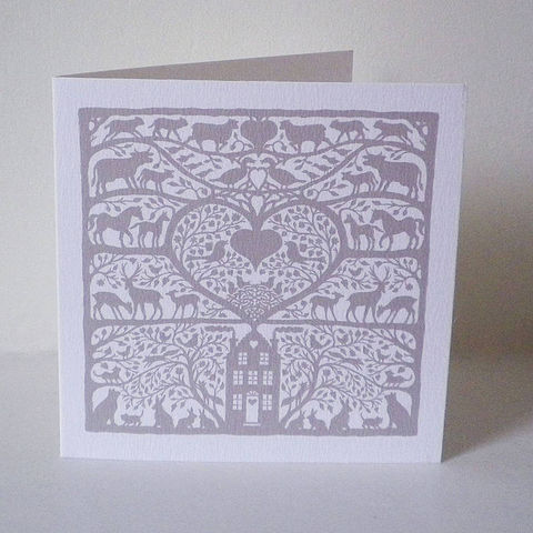 New,Home,Heart,of,the,Card,Paper_Goods,Cards,New Home,Blank,Notelets,Folk_Art,Papercuts,Silhouettes,Hearts,Gift_for_her,Cards_Multipack,Love_Hearts,Six_Pack,Romantic,Gift_for_friend,Thank_You