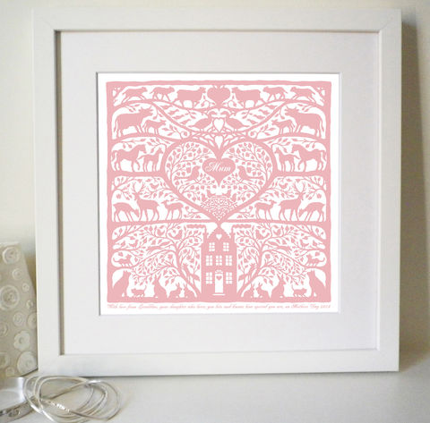 Personalised,Mother,of,the,Bride,or,Wedding,Couple,Print,Art,Digital,Heart,Folk_Art,Papercut,Engagement,Mothers_Day,mum,Mothers_Day_Gift,Gift_for_her,Romantic_Gift,Mom,New_Baby