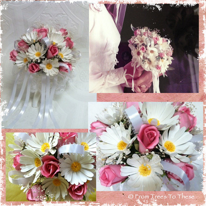 Replication Wedding Bouquet - product images  of
