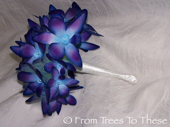 Blue Dreams Bouquet Set - product images  of