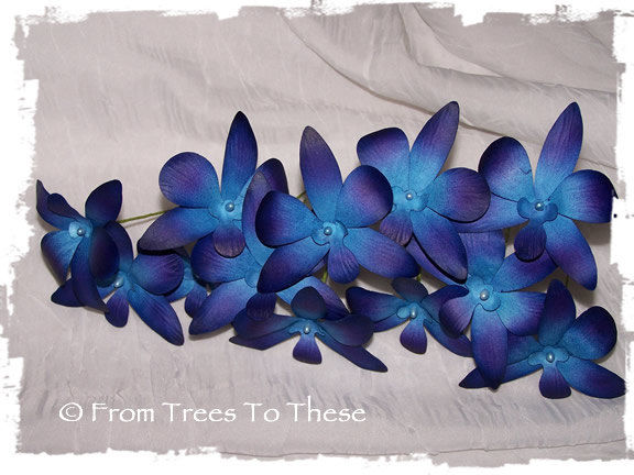 Dendrobium Orchid Cake Flowers/Topper - product images  of