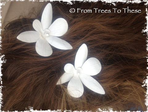 Ivory,Dendrobium,Orchid,Hair,Pins,(2),Weddings,Accessories,white_orchid,white_orchid_hair,orchid_hair_clip,orchid_hair_pin,orchid_fascinator,orchid_facinator,white_paper_orchid,paper_orchid,paper_flower,paper_hair_pin,paper_hair_clip,flower_fascinator,flower_facinator,paper