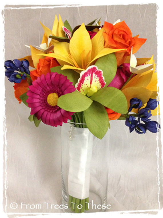 Tropical Paradise Bouquet - product images  of